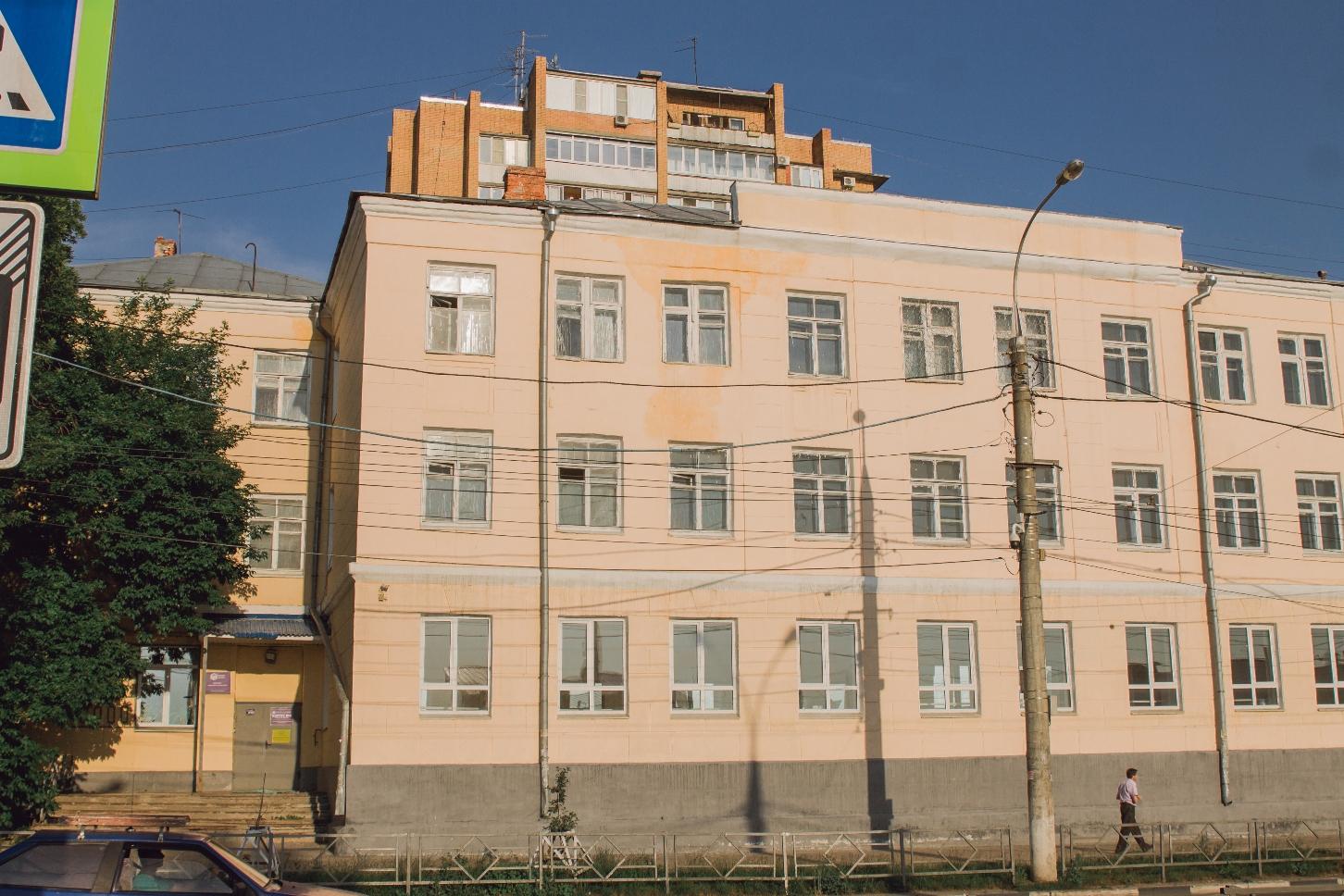 Корпус педагогического института