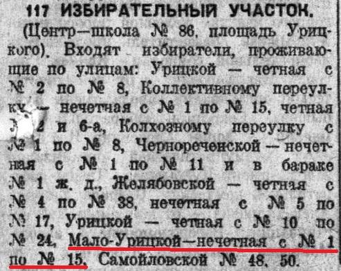Малоурицкая (2)