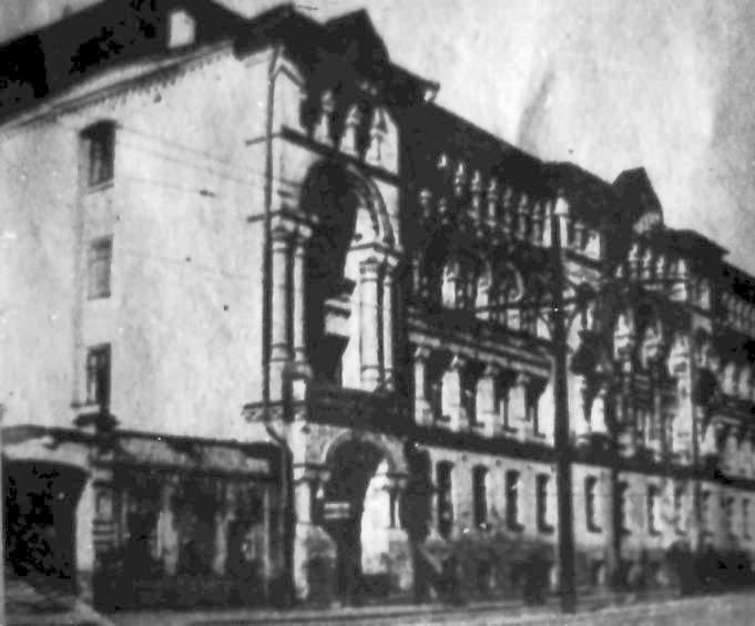 Челышевские бани