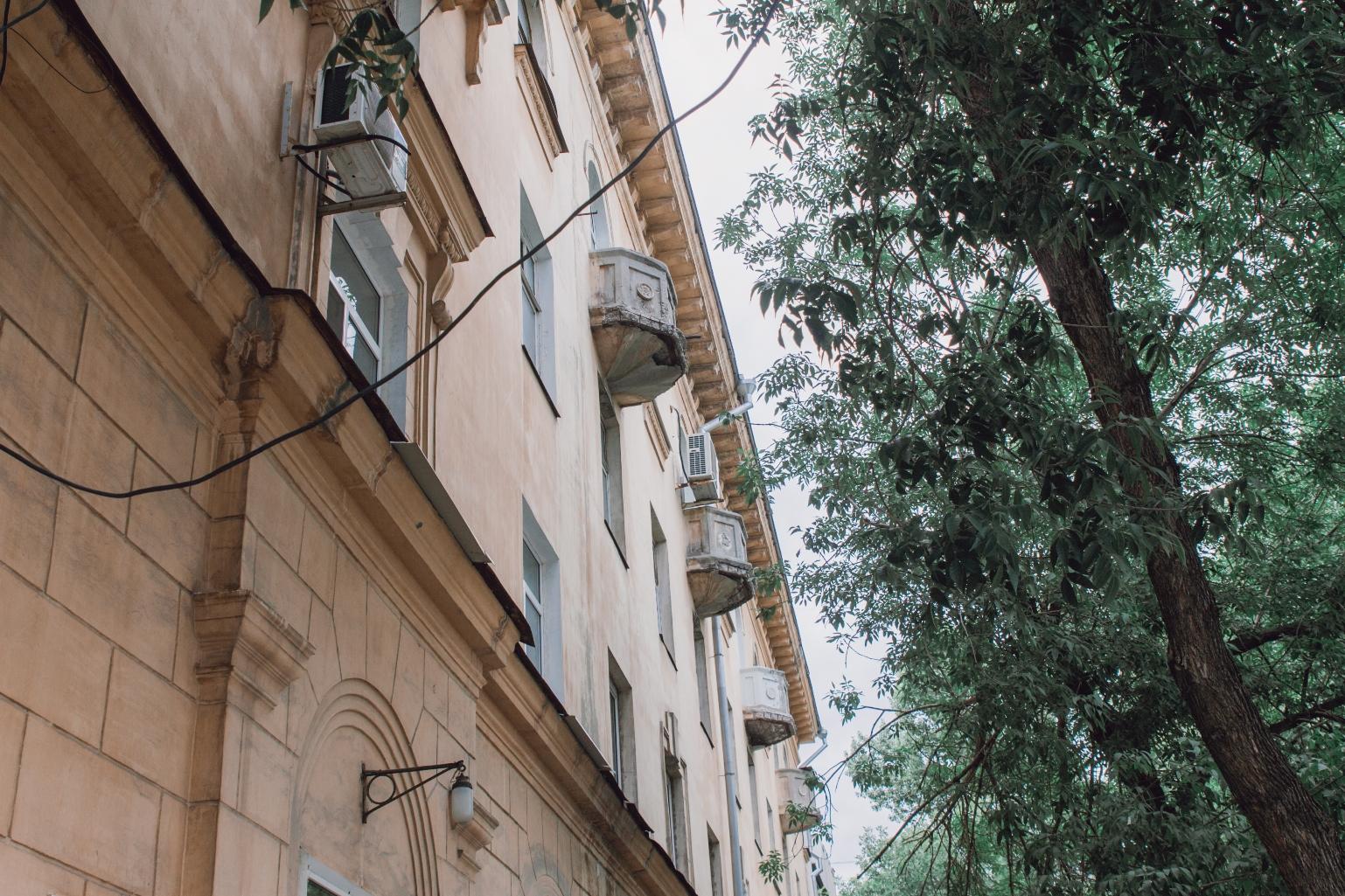 Библиотека имени Крупской в Самаре