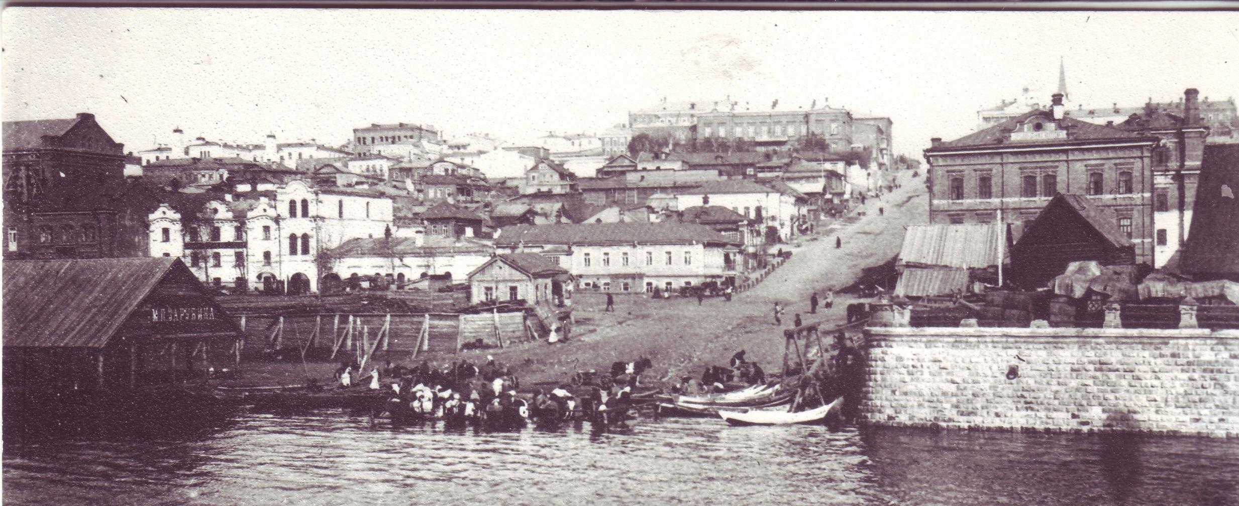 Некрасовский спуск -- Предтеченская ул. баня Чаковского