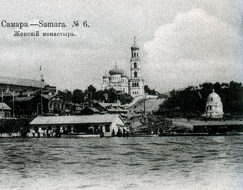 Струковского сада располагалась часовня князя Владимира, построенная в 1913-м.
