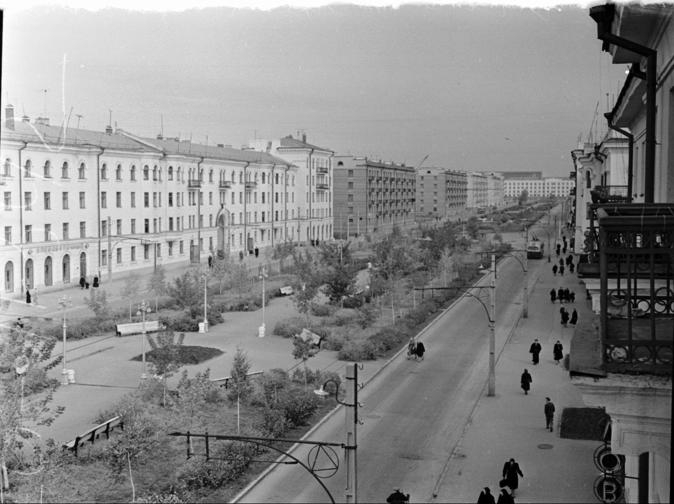 Улица Сталинабадская