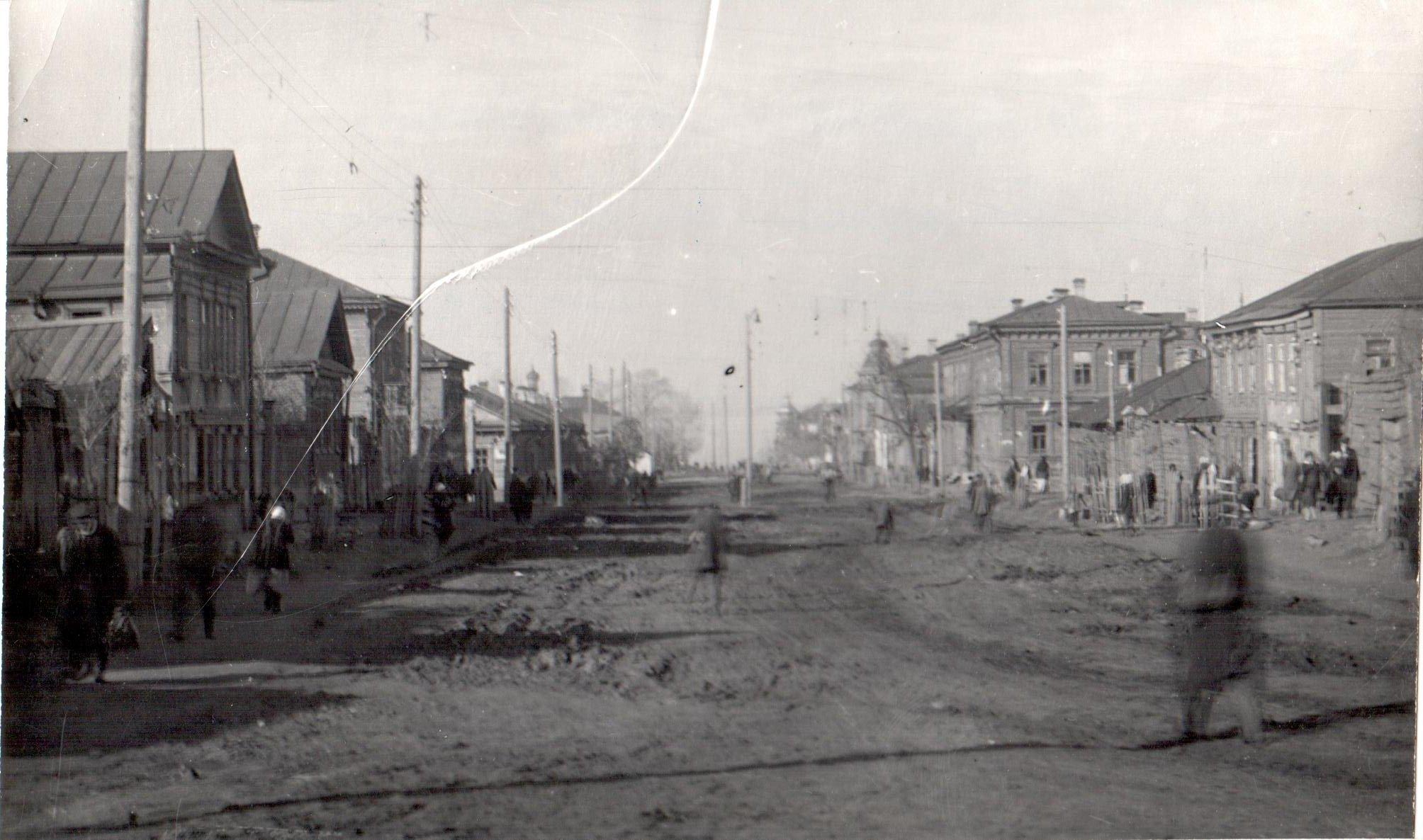 Улица Торговая в Самаре