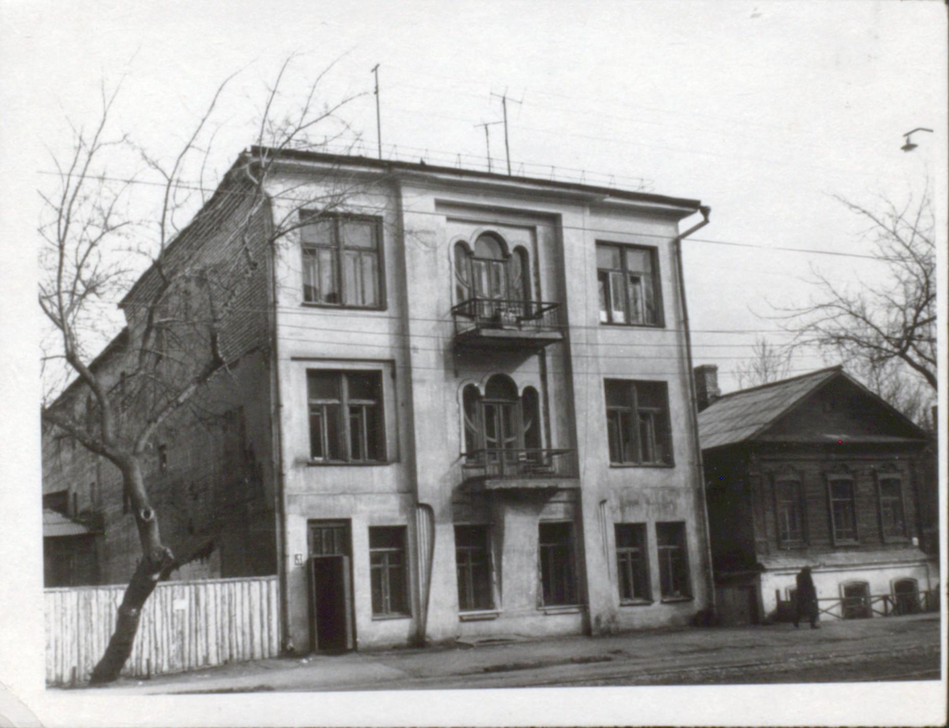 Бывший дом Зорга
