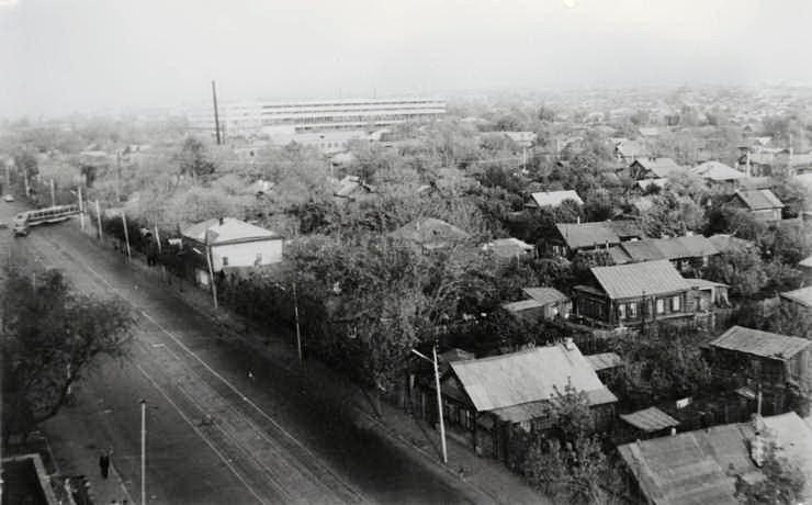 Мичурина-ФОТО-73-Куйбышев-1973-Мич.-Клин.