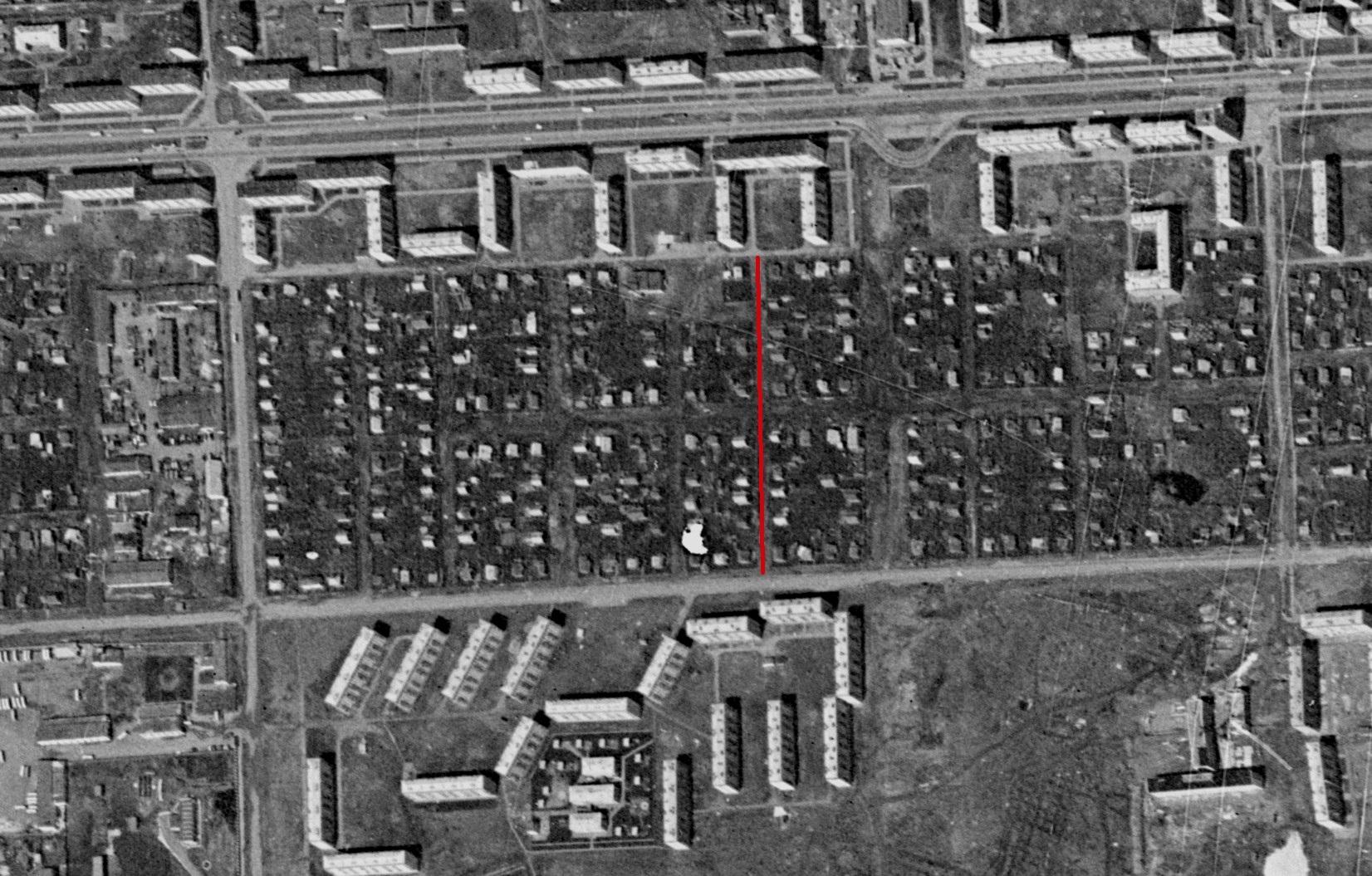 Переулок Монтажников 1965