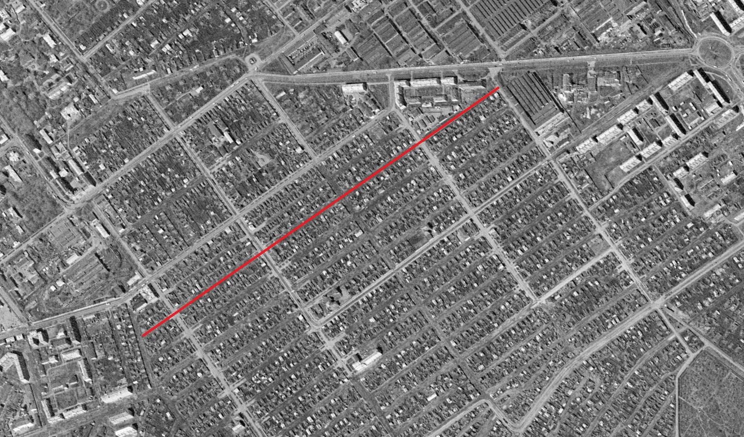 Улица Декабристская 1965 год
