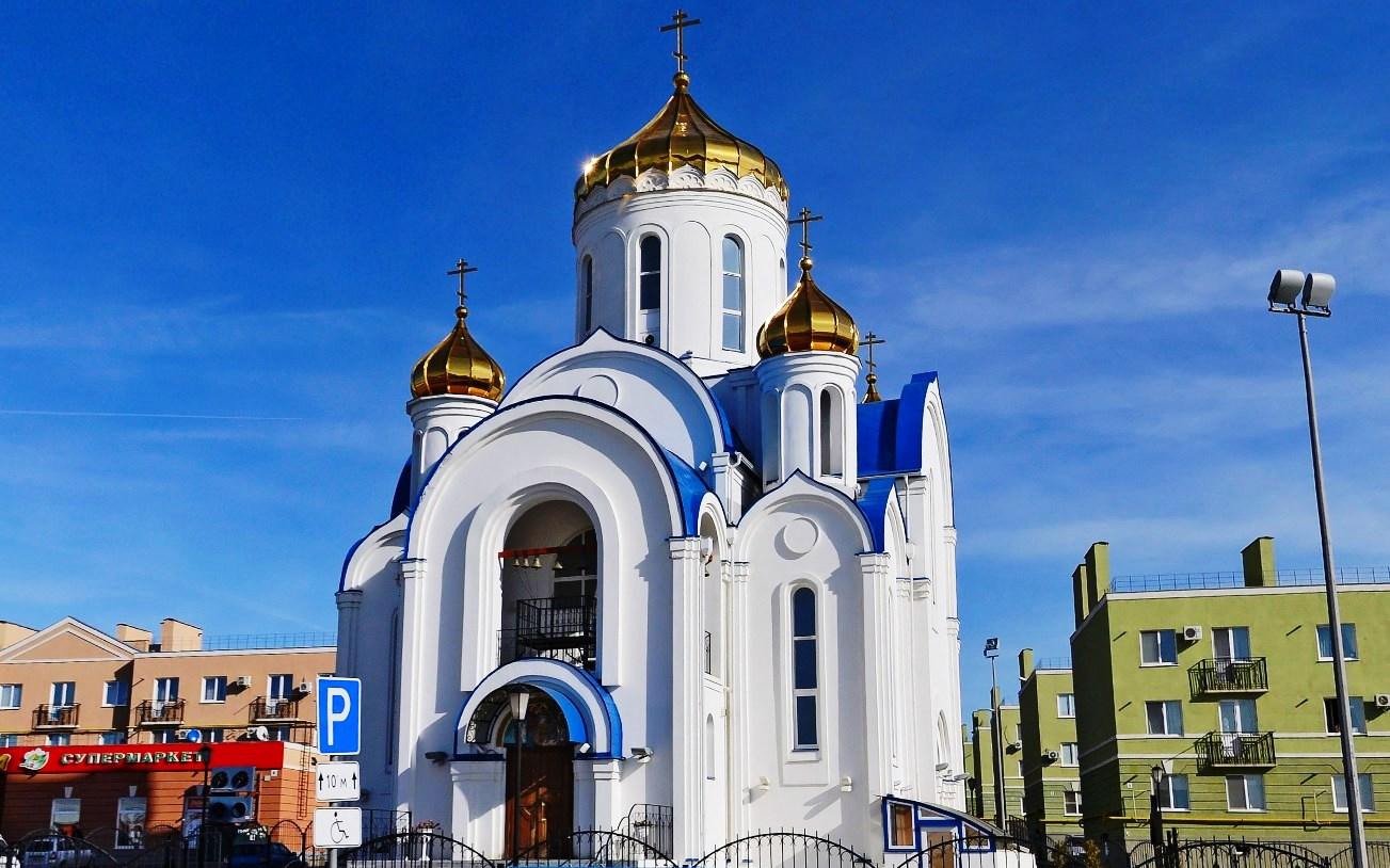 Храм на улице Мира