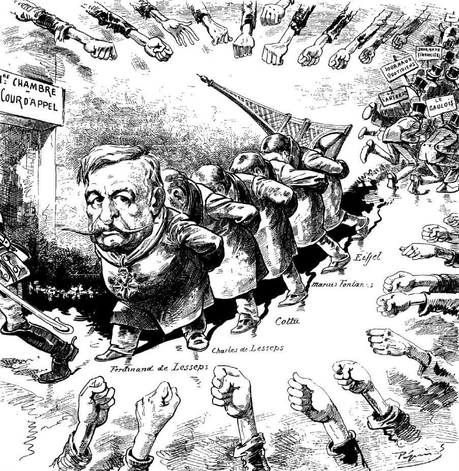 07_Karikatura_na_figurantov_Panamskogo_skandala_vo_Frantsii