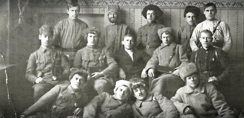10_Sotrudniki_operativnoy_chasti_Samarskoy_GubChK_1920