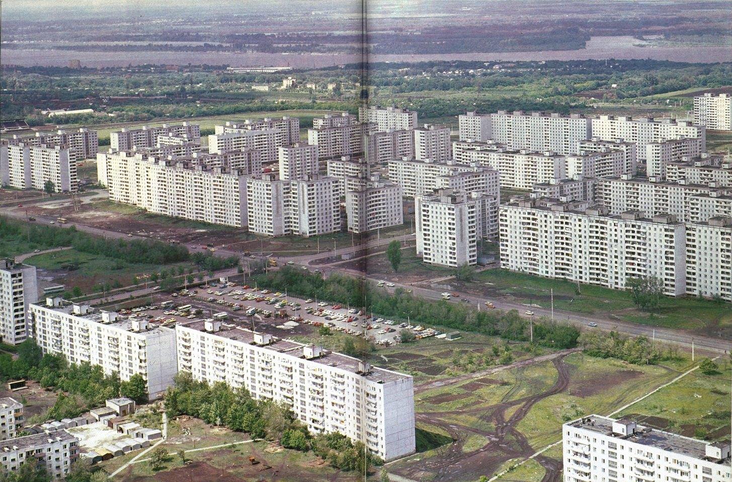 Вид на перекресток Московского шоссе и улицы Георгия Димитрова