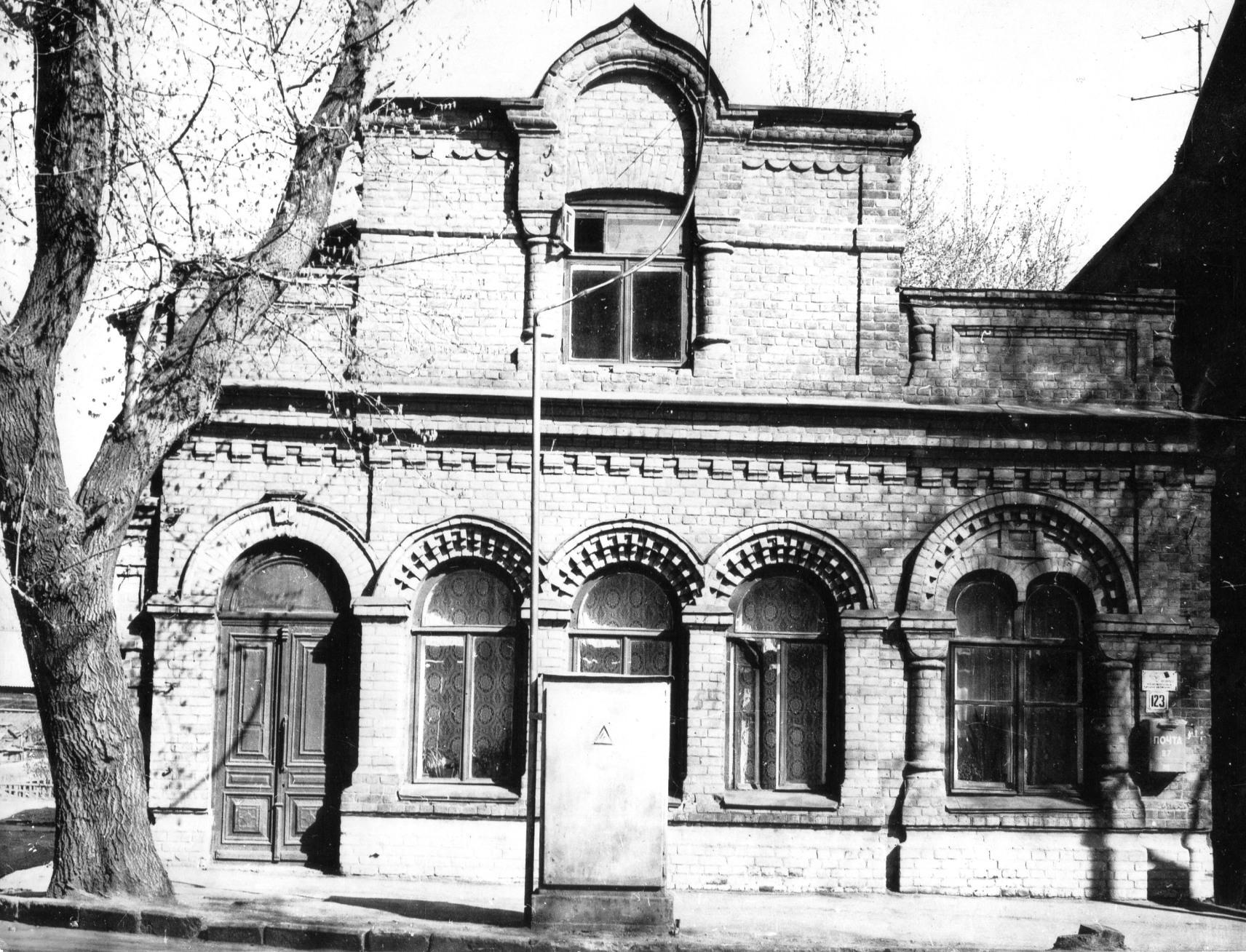 Дом купца Плошкина
