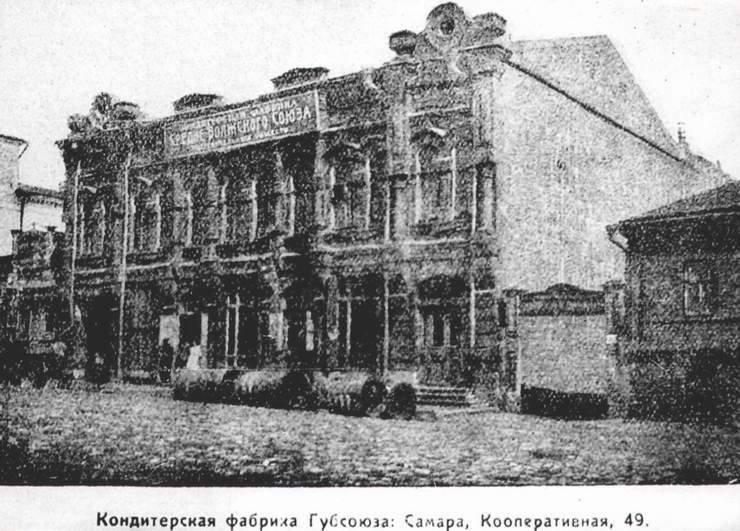 Кондитерская фабрика Савинова