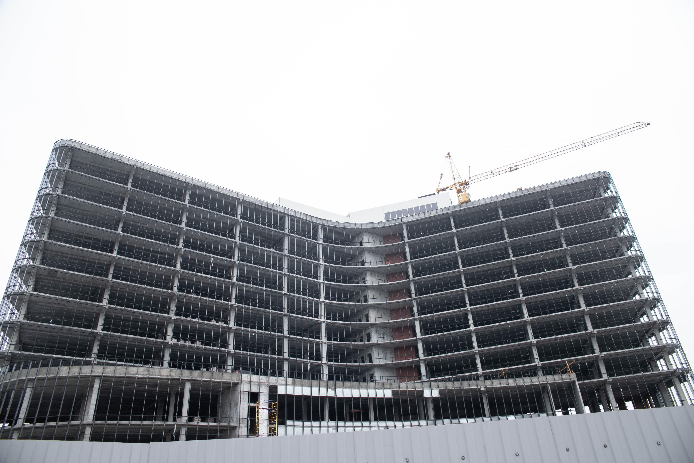 Новый офисный центр в Самаре