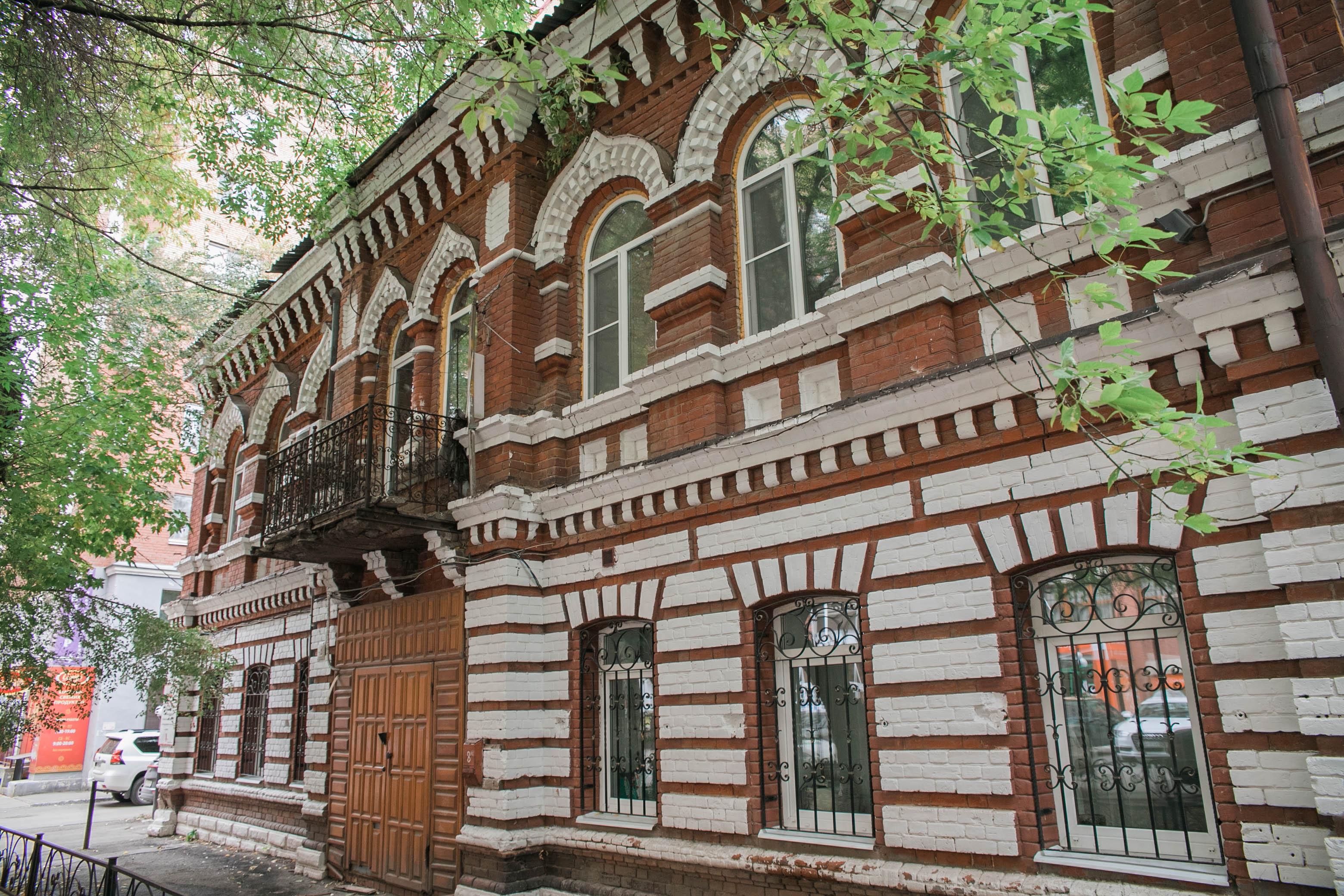 Дом Ананьева