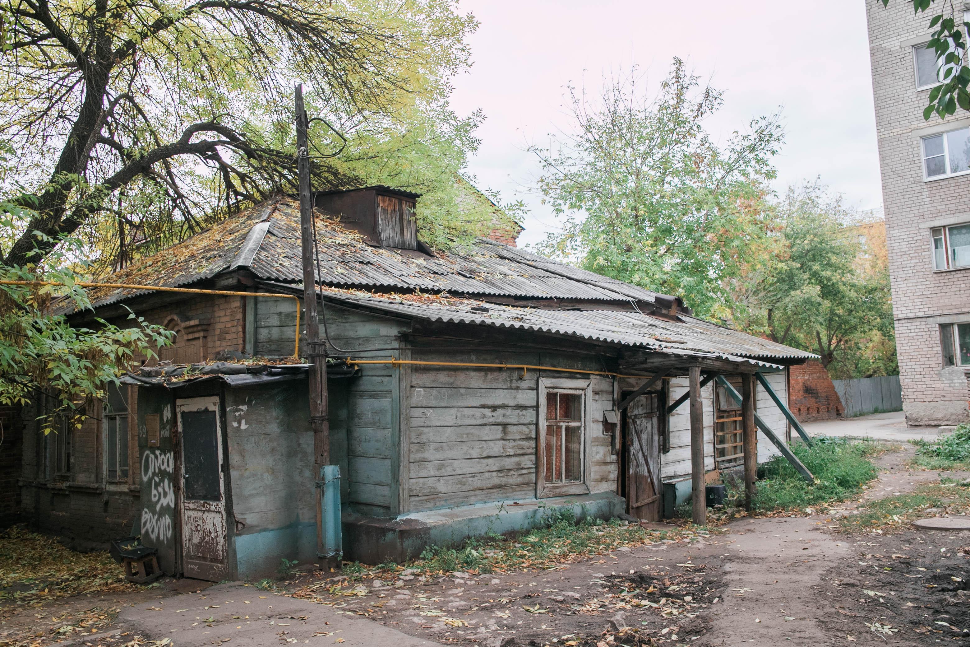 Дом Нефтяников