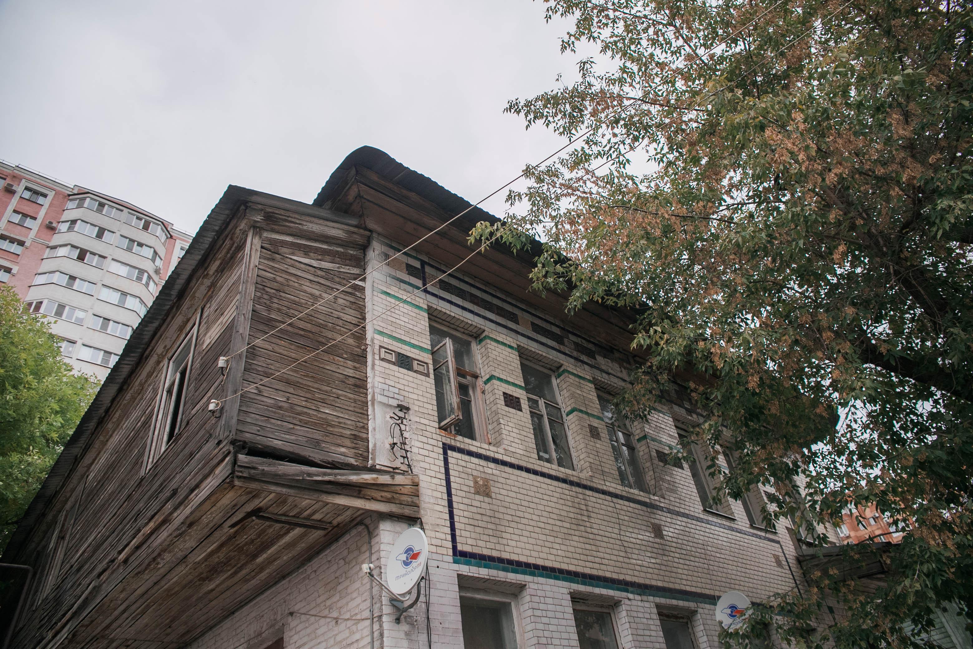 Дом Сапунковой