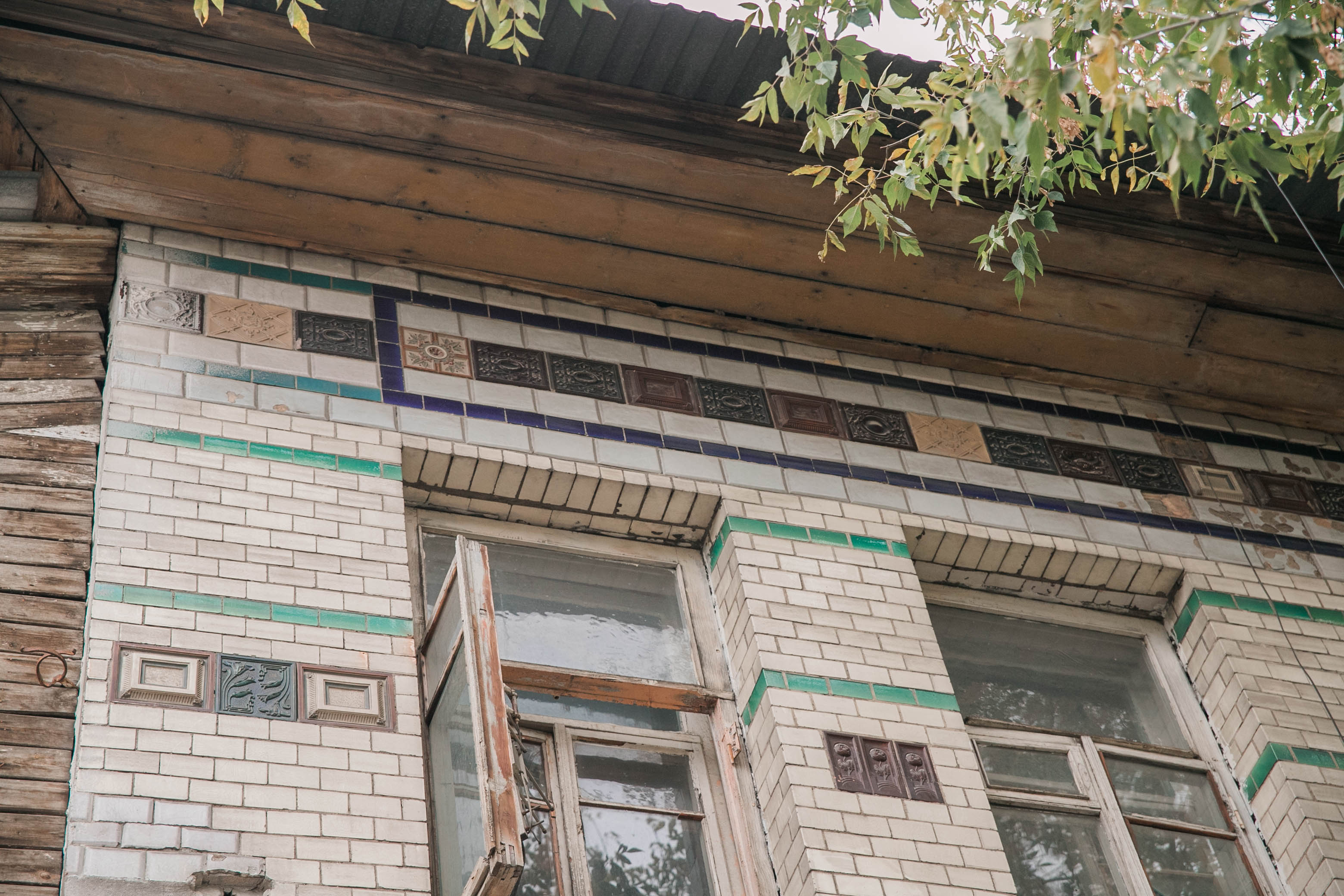 Дом Феклы Сапунковой