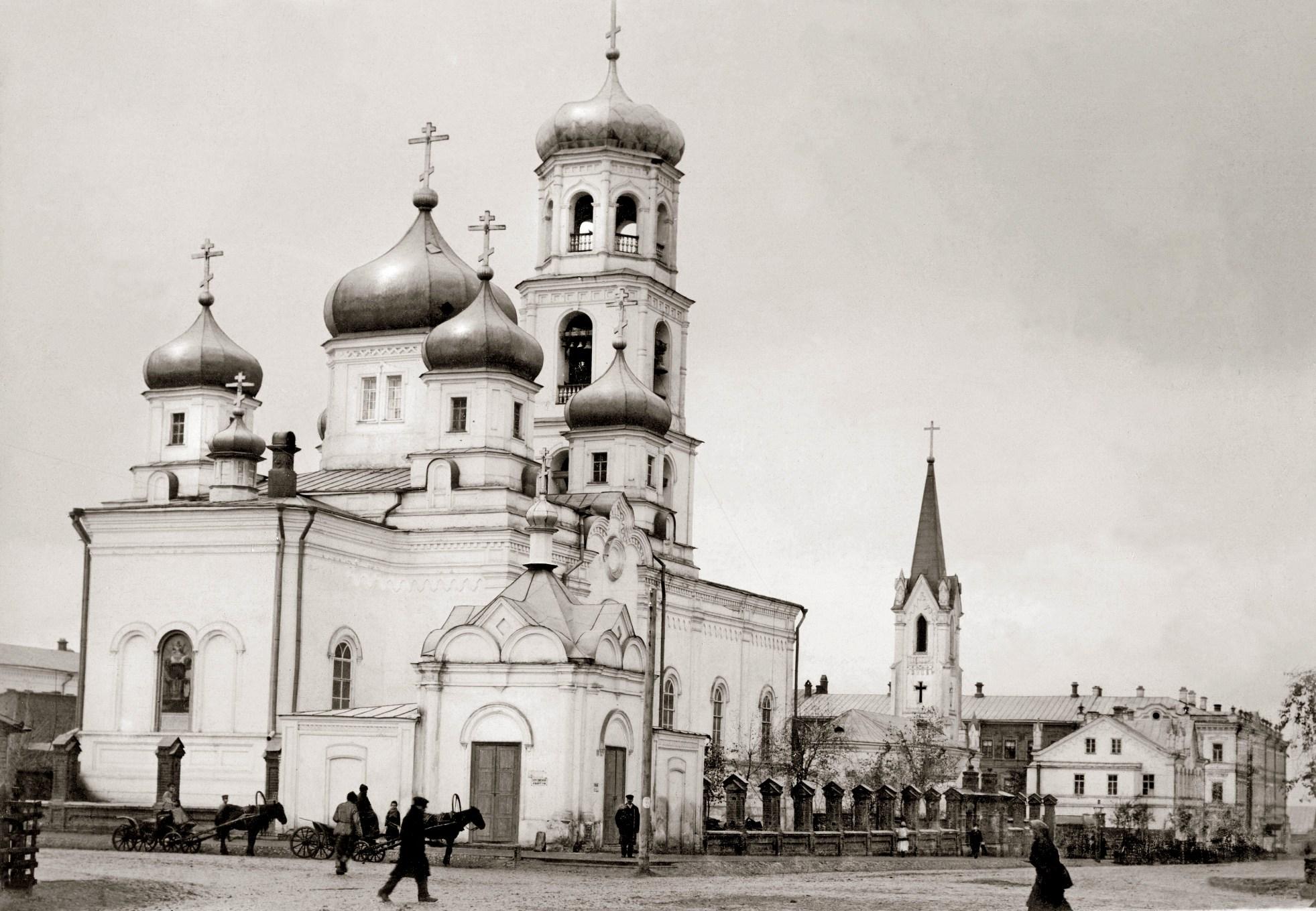 Единоверческая церковь на Предтеченской