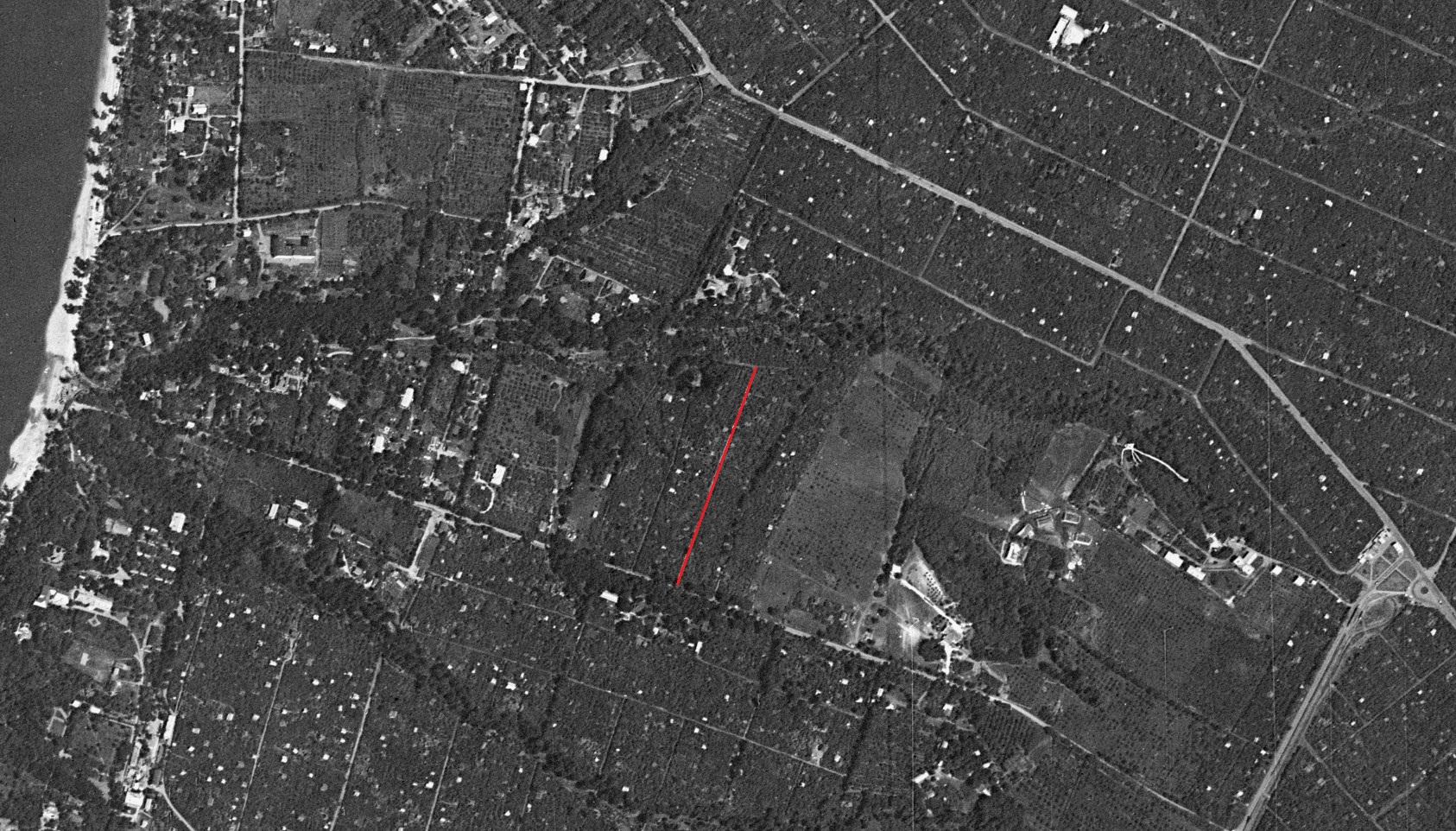 Нарымский переулок 1965 год