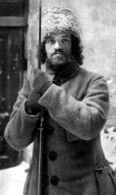Поэт Василий Князев