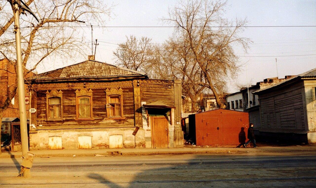 Дом Искровцев