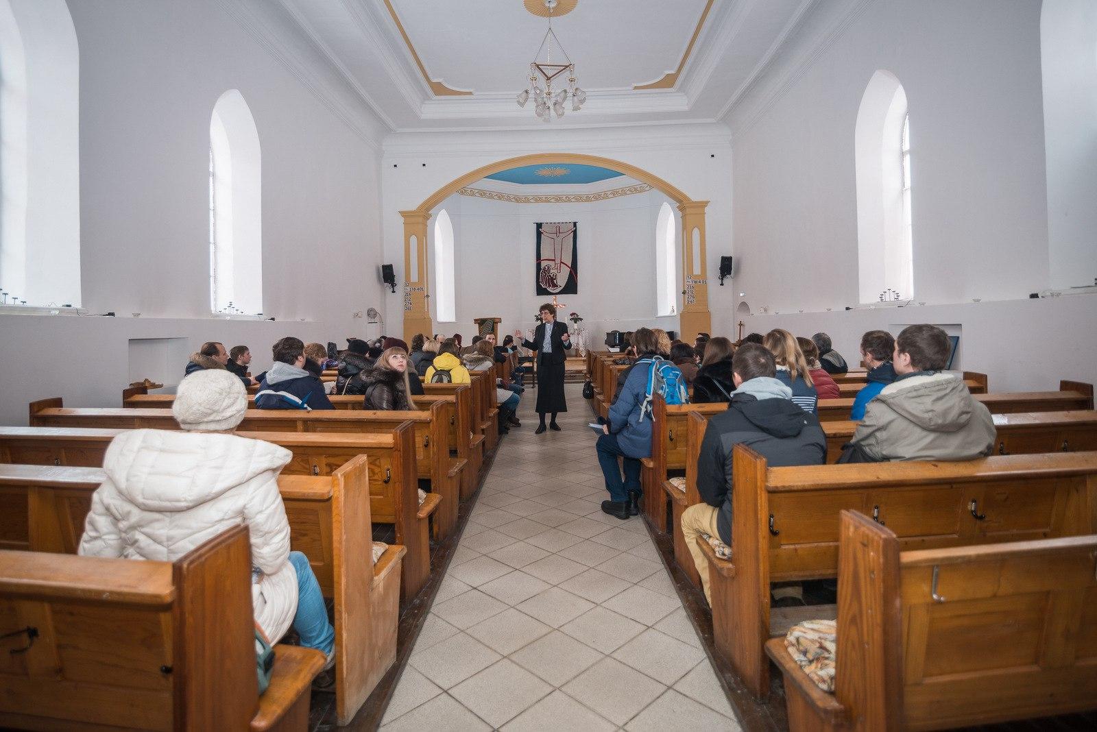 Лютеранская кирха (2)