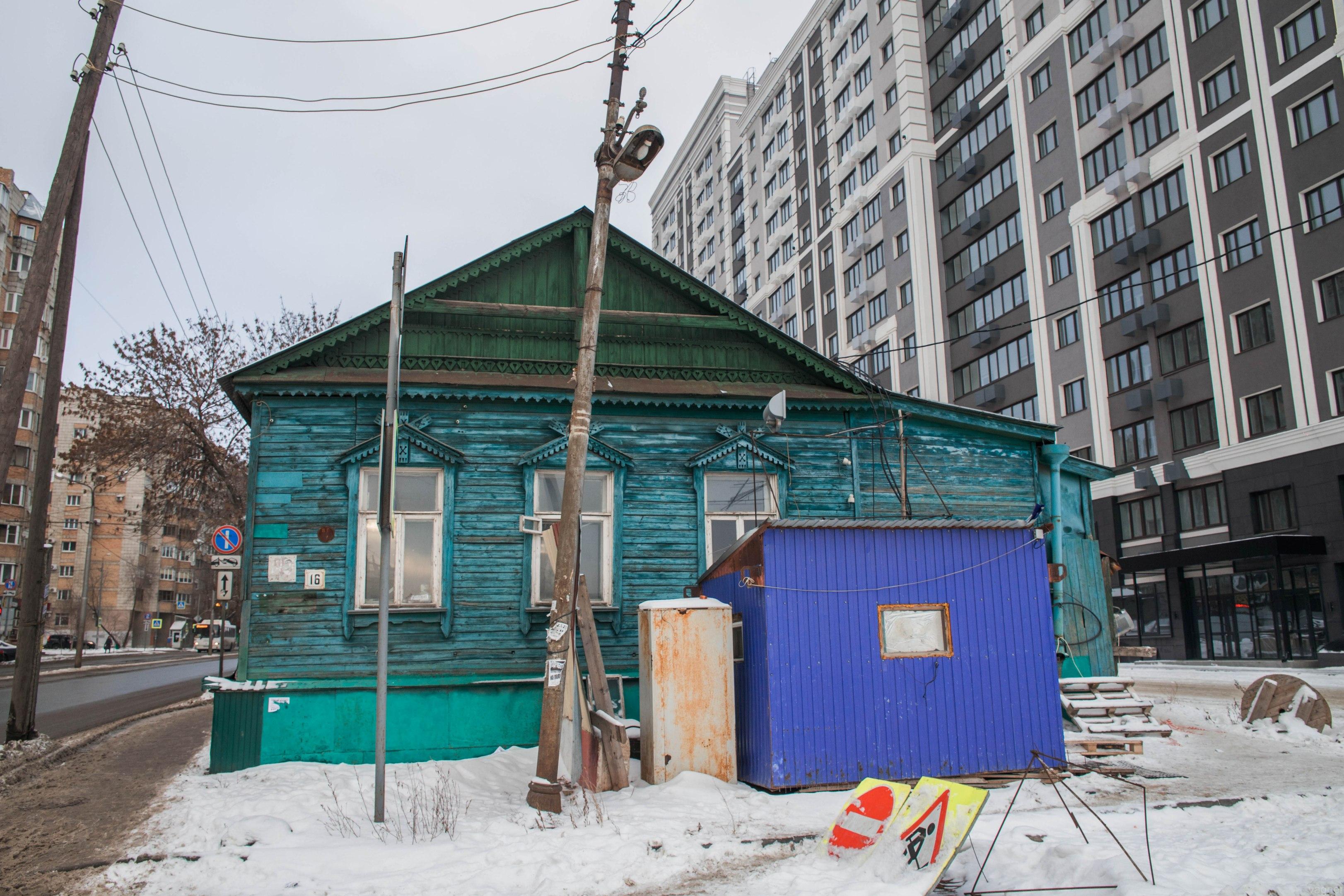 Одесский переулок, 16