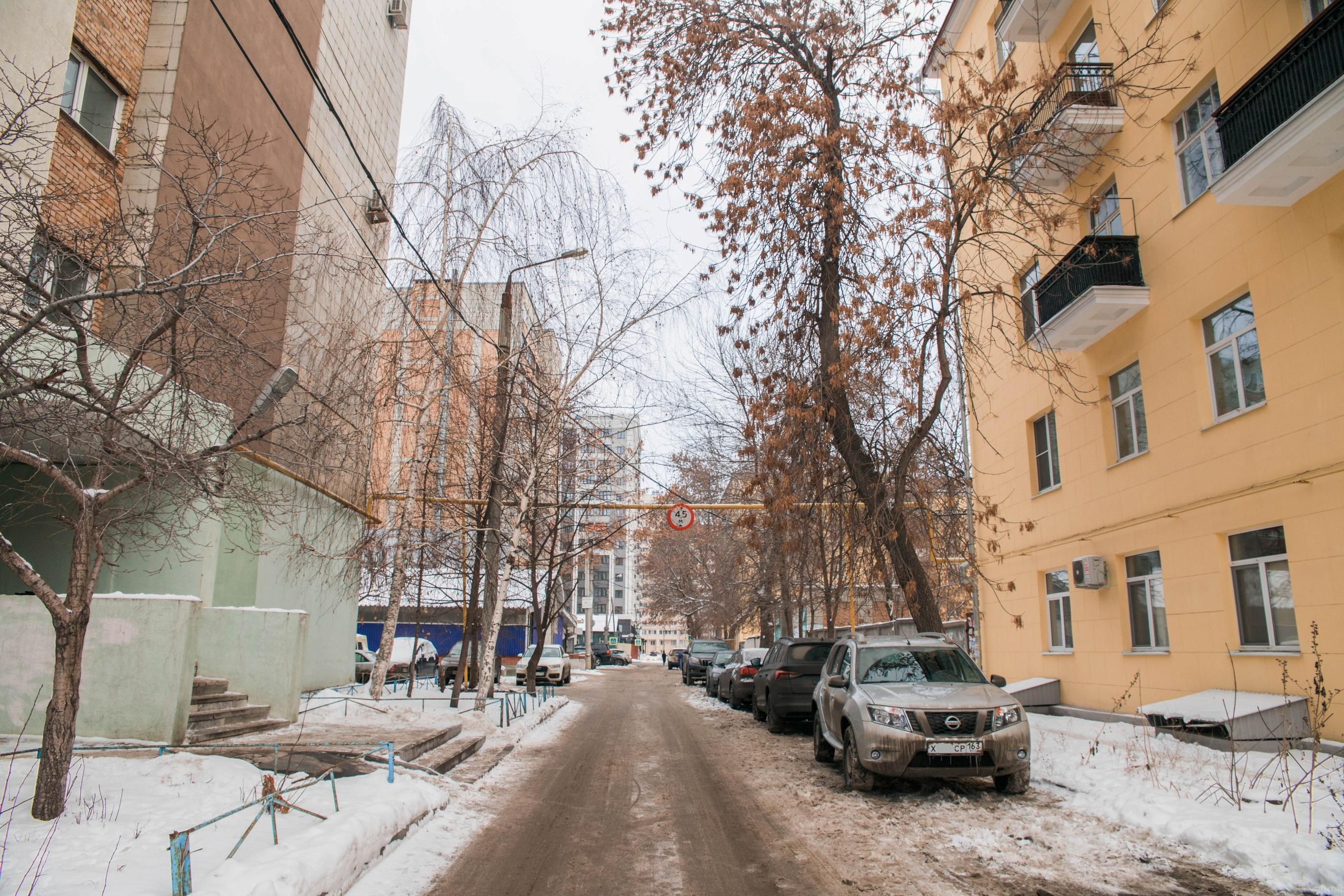 Одесский переулок