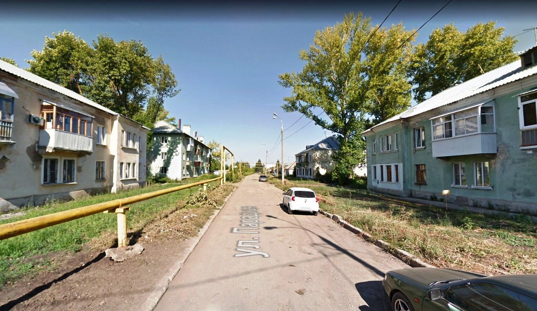 Улица Парадная Самара