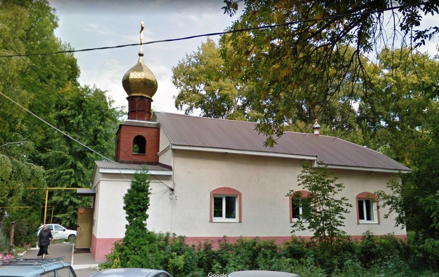 Церковь Острогожский проезд