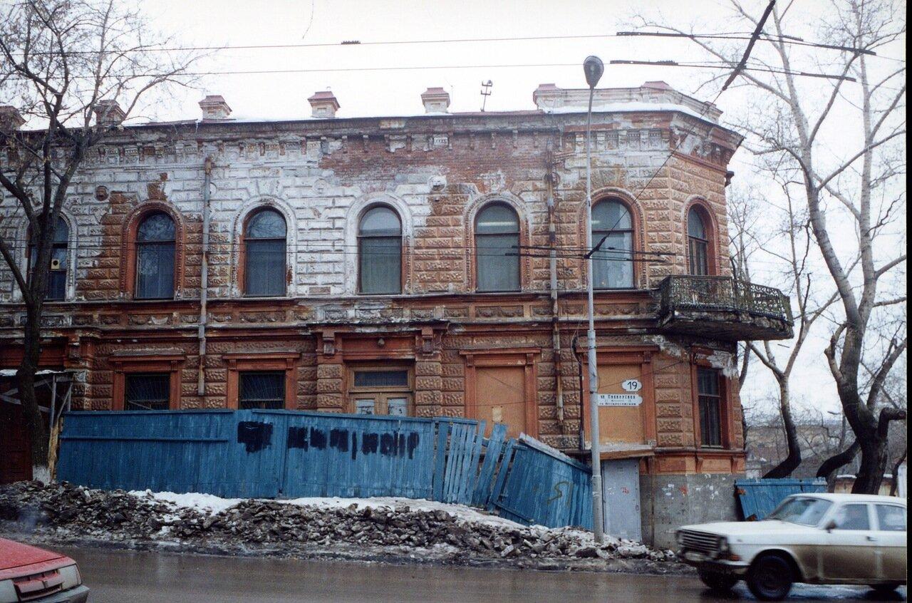 Дом Неронова-Шихобалова