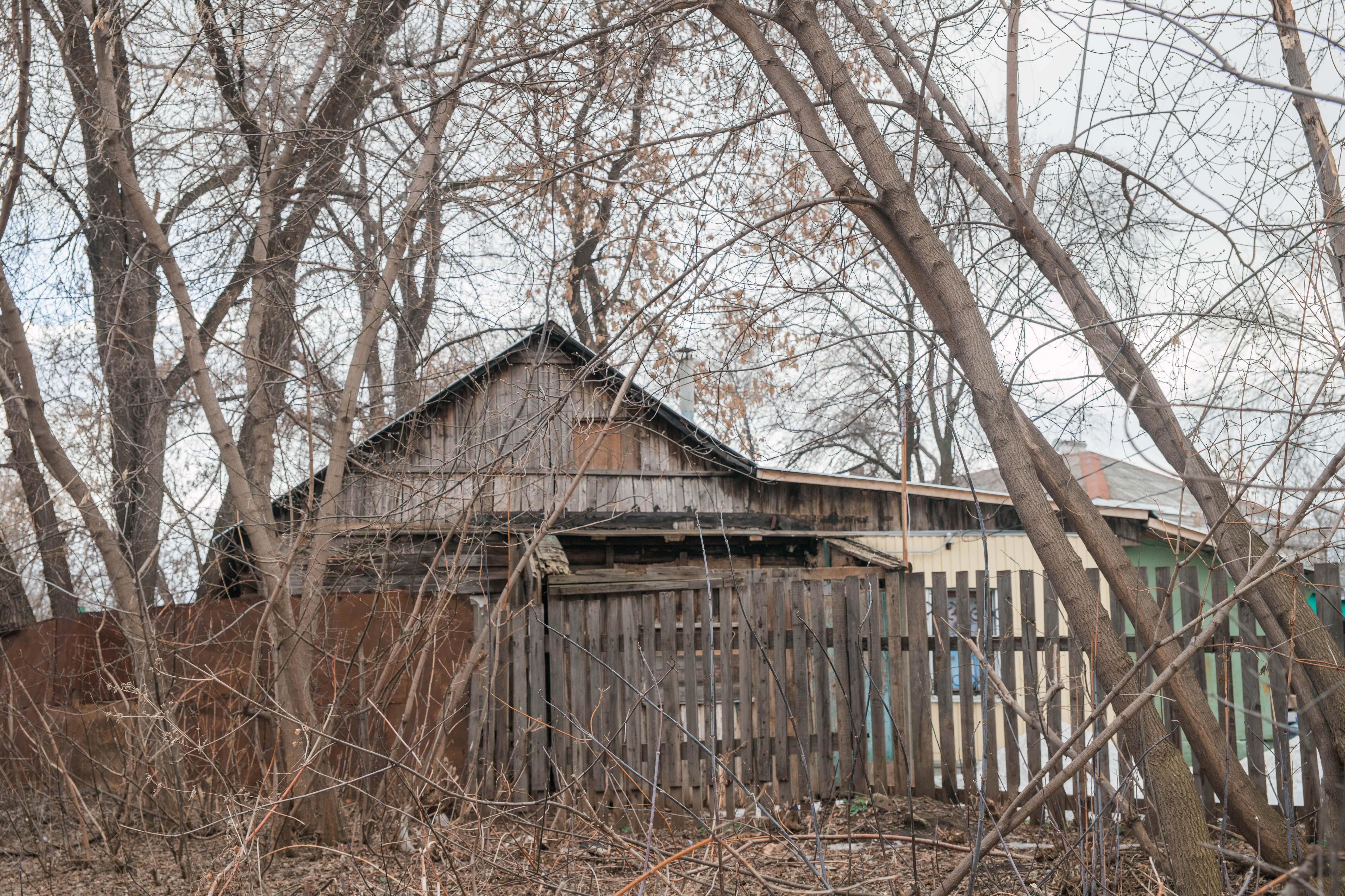 Дом отшельник