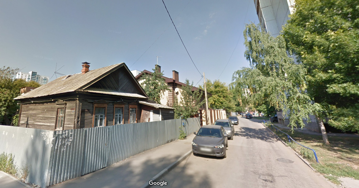 Улица Подзорная