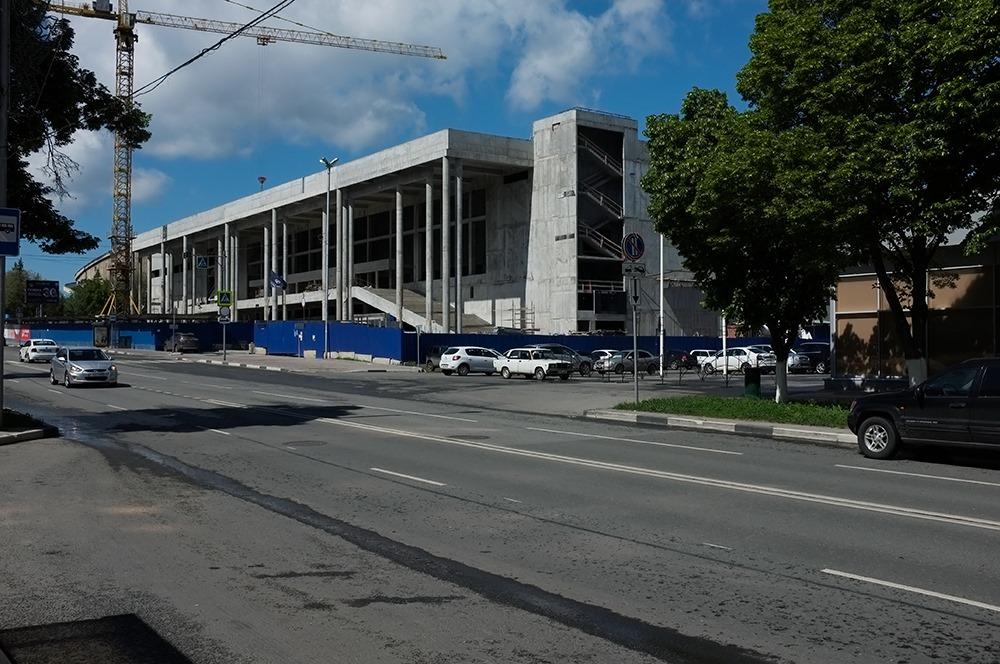 Дворец спорта 4