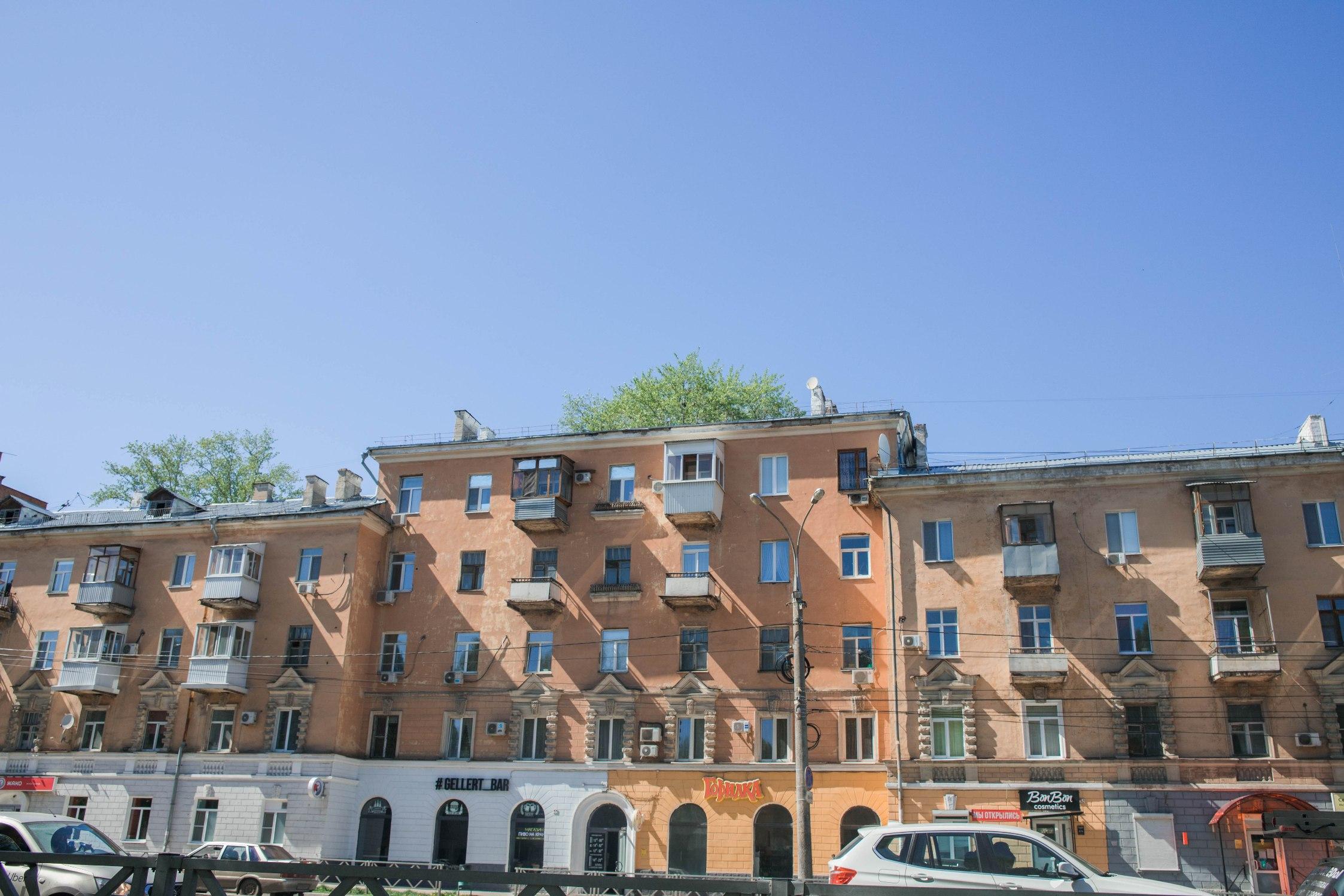 Дом на улице Победы