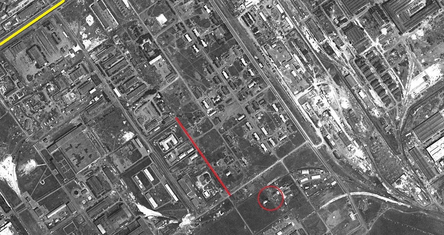 Полевой проезд 1967 год