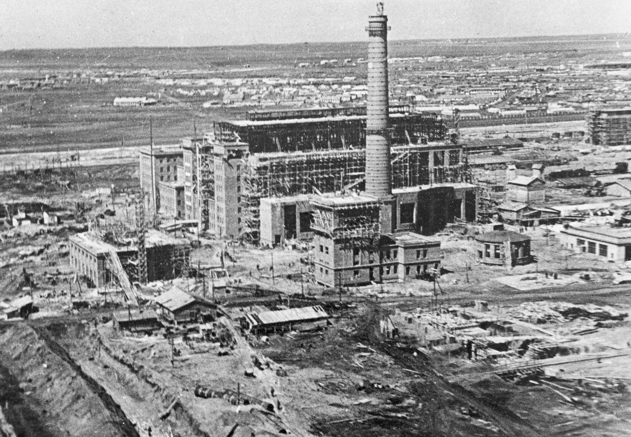 05 Строительство Безымянской ТЭЦ