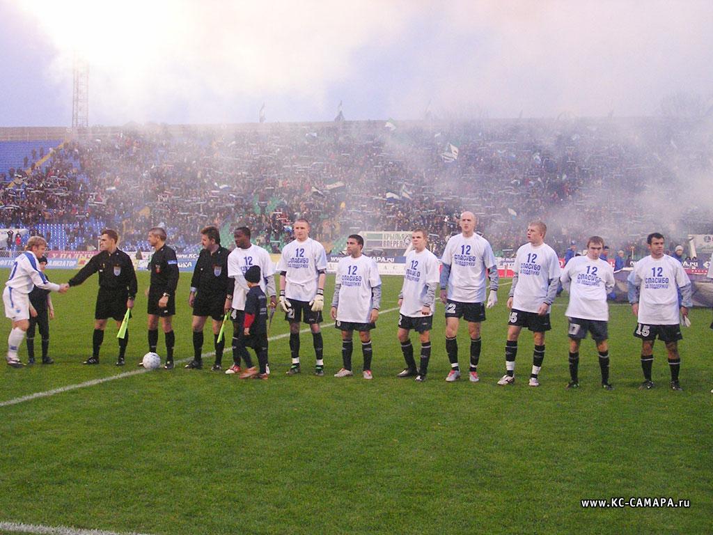 Крылья Советов Ротор 2004 год