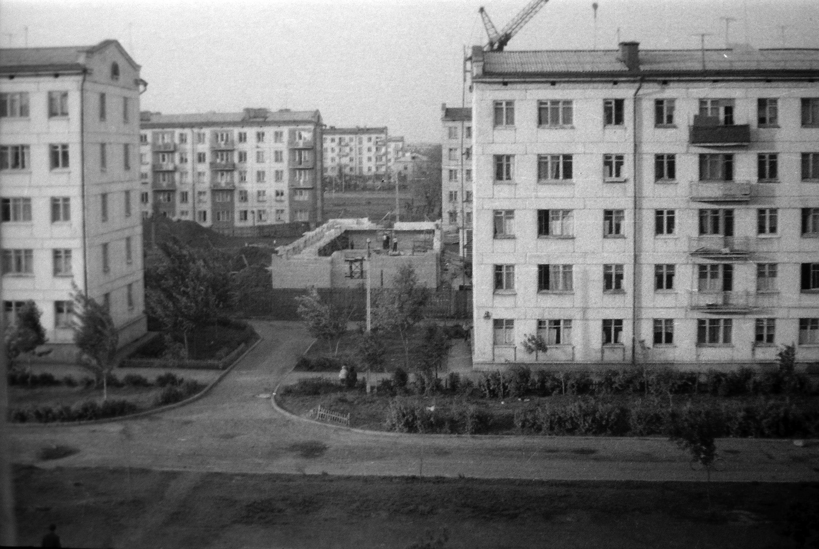 Ново-Вокзальная 3 и 3а