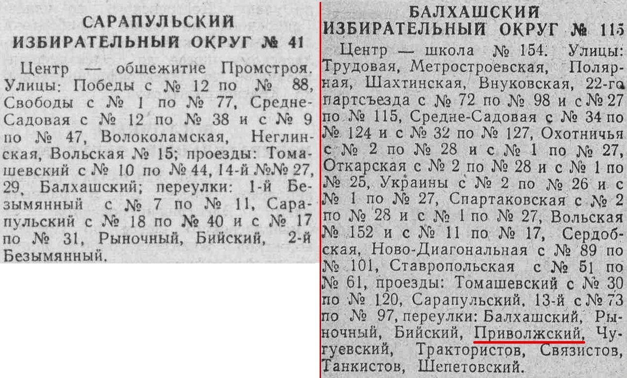 Приволжский-ФОТО-14-выборы-1961-1963
