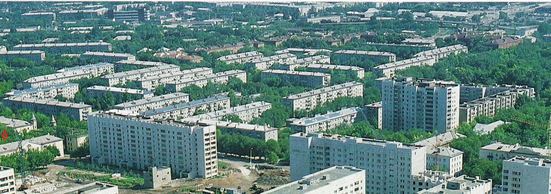Улица Пугачевская