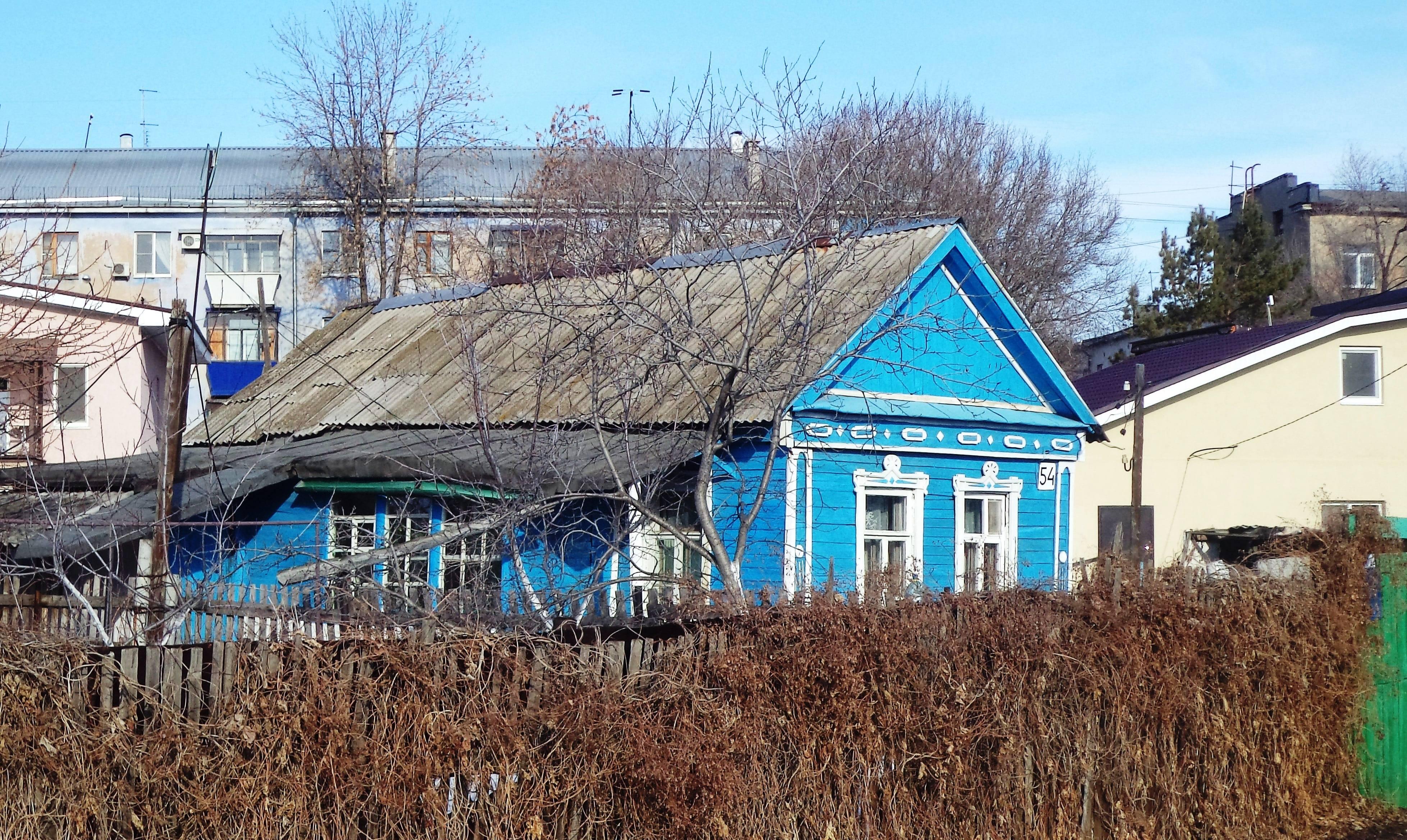 Частынй сектор на Пугачевском тракте