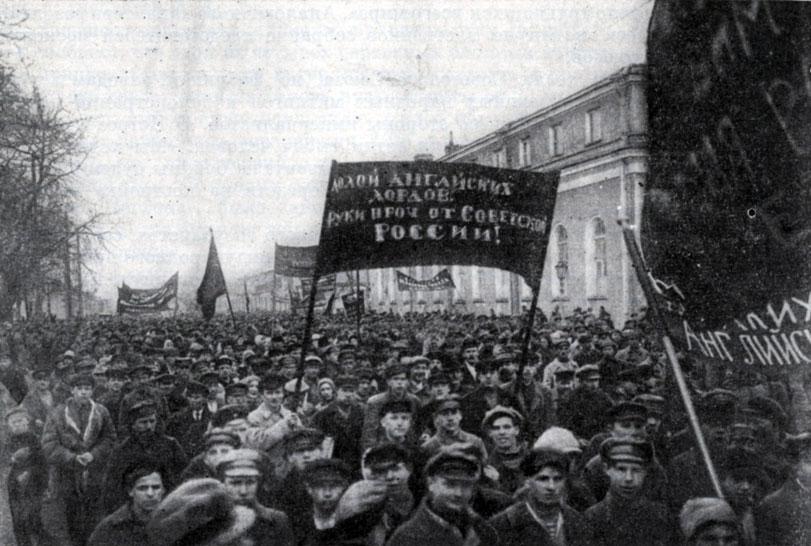 10_Demonstratsia_v_SSSR_s_lozungom__39_Doloy_angliyskikh_lordov_39__1923