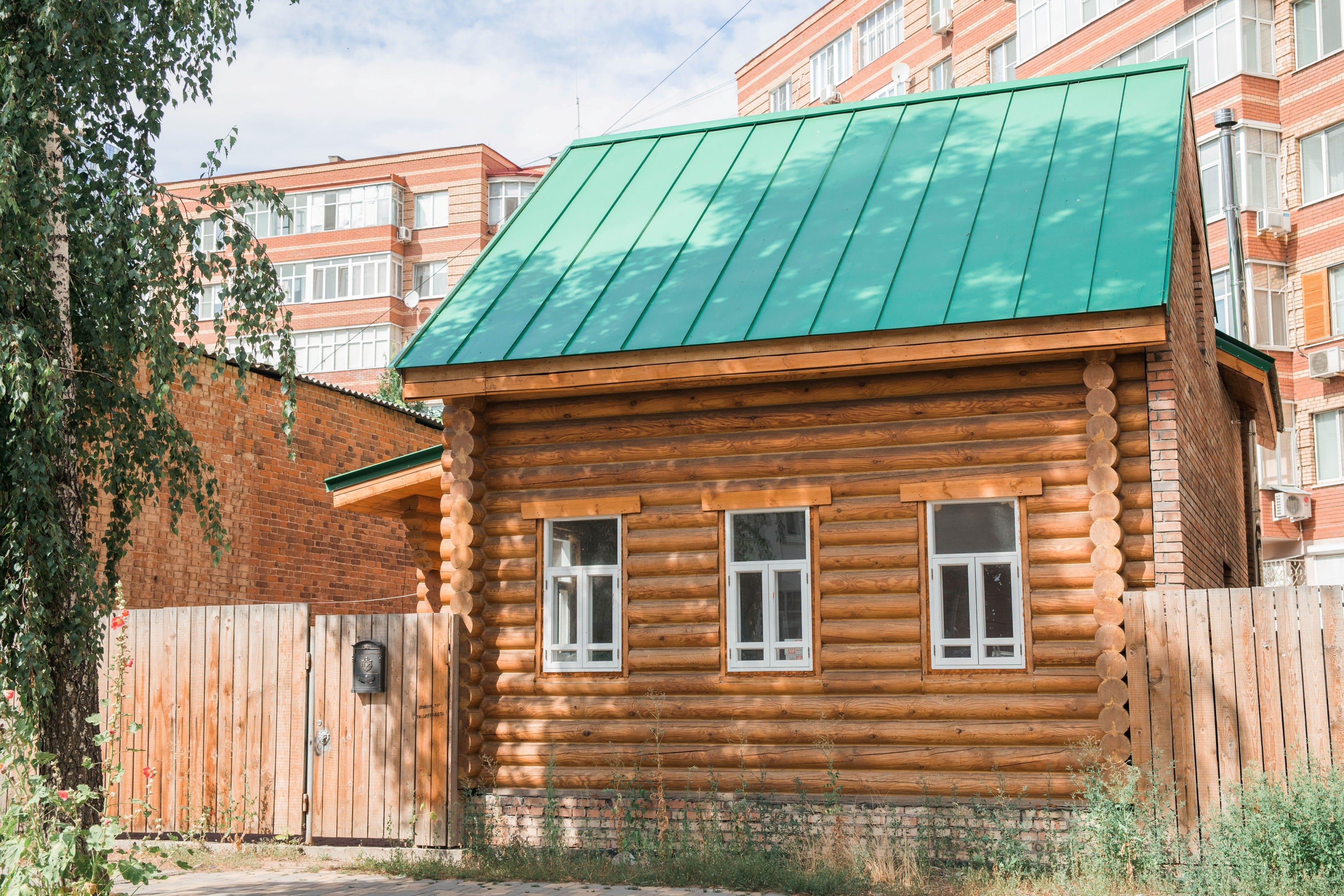 Дом крестьянки Кистеневой