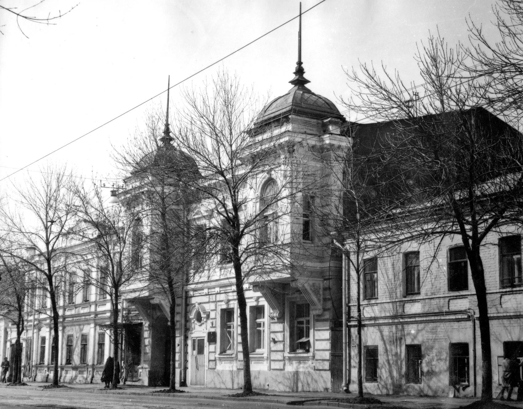 Дом купца Иванцова