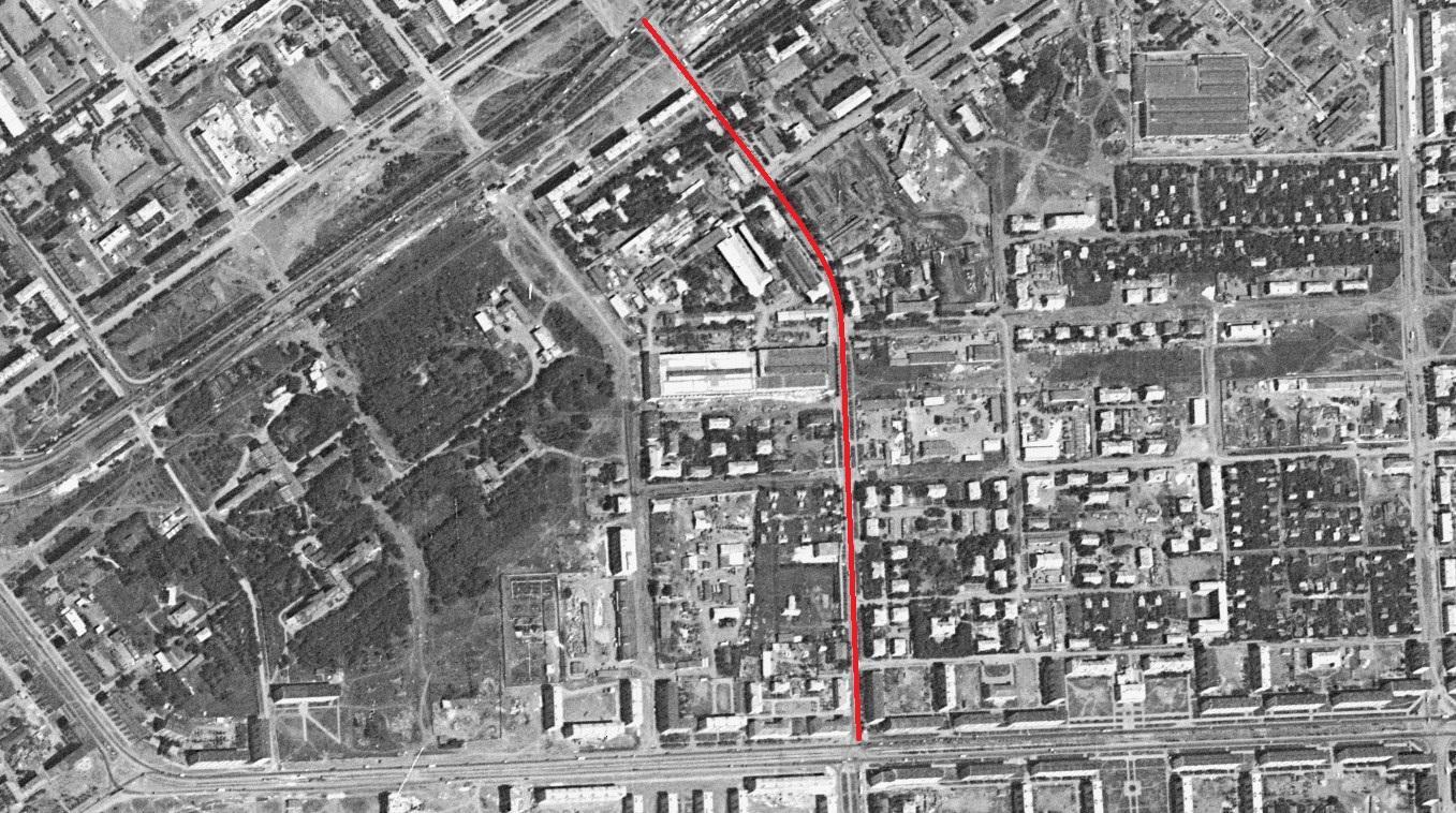 Революционная 1966 -- Промышленный участок