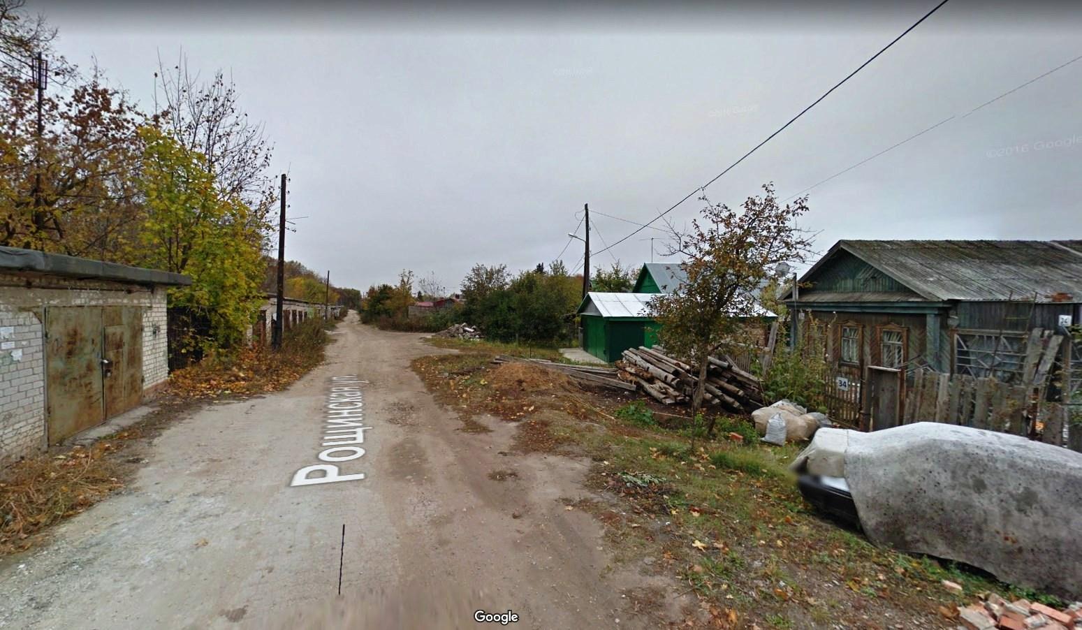 Улица Рощинская