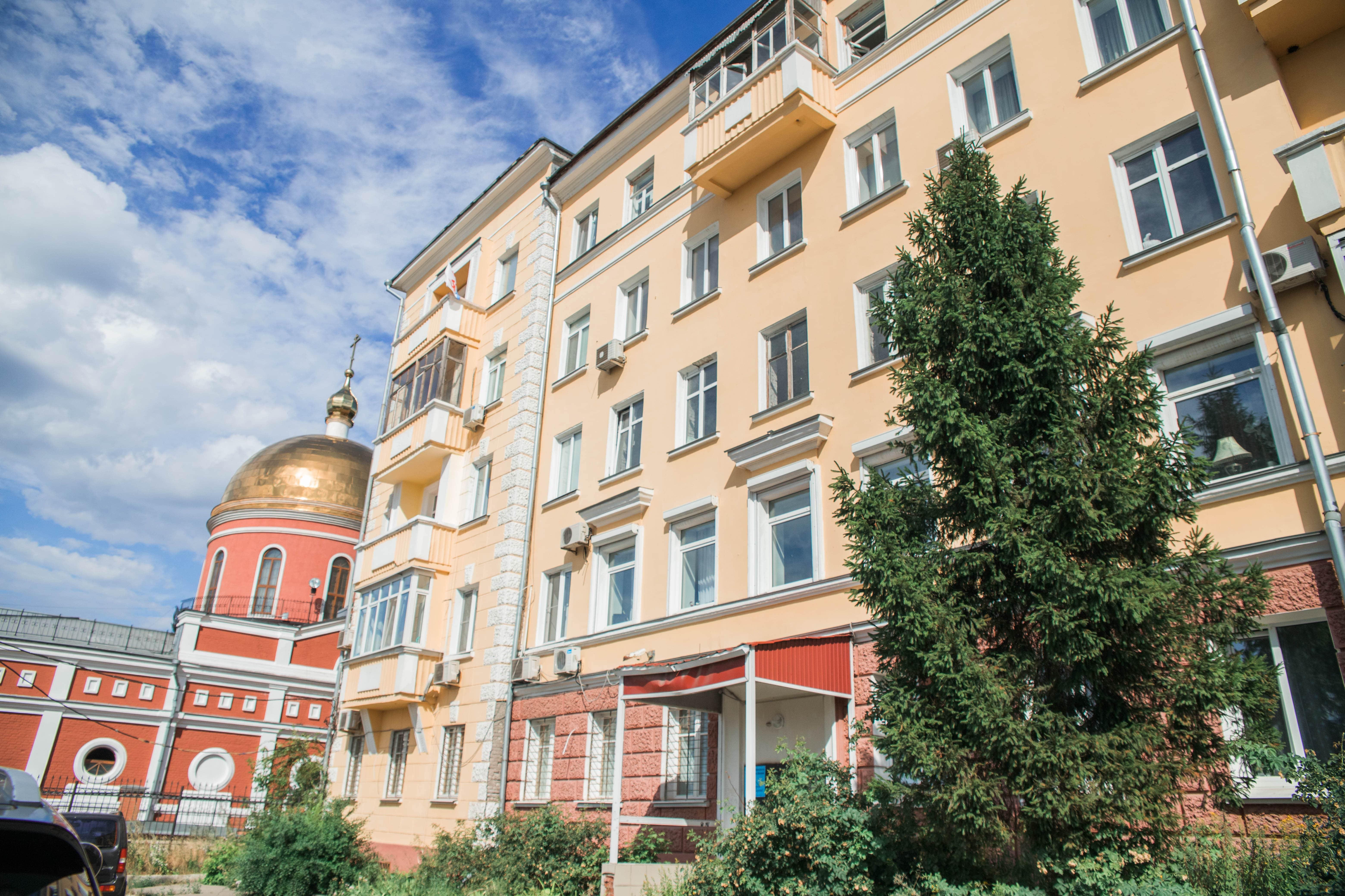 Часть Обкомовского дома